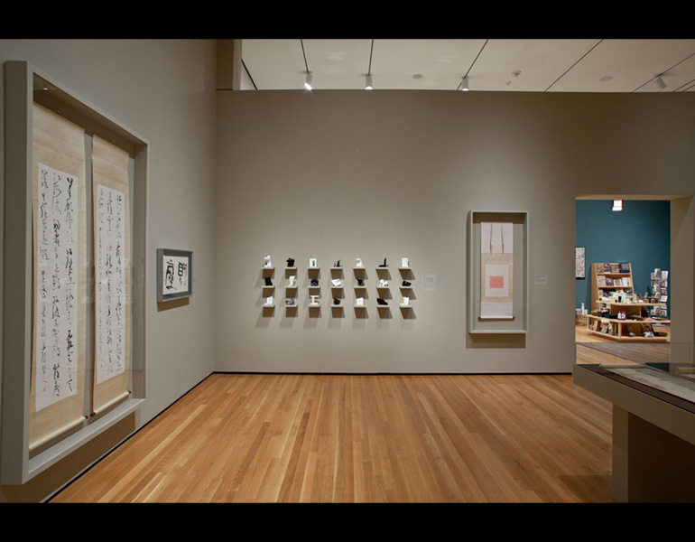 The Cleveland Museum of Art Chooses Non-White Colors for Its Gallery ...