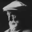 Rare, Perhaps Unique Film Footage of Pierre-Auguste Renoir at his Easel, ca. 1913