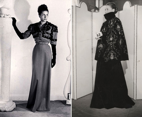 balenciaga1947_1951collections | Elliott in Gotham