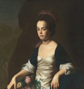 """Women of Achievement in the Early Republic"":  National Portrait Gallery, through September 13, 2013"
