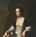"""""""Women of Achievement in the Early Republic"""":  National Portrait Gallery, through September 13,2013"""