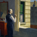 Edward Hopper at the Thyssen-Bornemisza Museum, Madrid, June 6-September 18, 2012