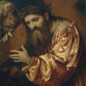 """UPDATE: Masterpiece by Girolamo Romanino achieves $4,562,500 at Christie's. [Earlier entry: Looted 16th-Century Masterpiece to go to Auction:  Girolamo Romanino's """"Christ Carrying theCross""""]"""