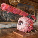 Is the Palace of Versailles the Right Venue for Exhibiting Monumental Contemporary Sculpture?  Well Once Again it is Being Used as Such, and This Time it's Portuguese Sculptor, JoanaVasconcelos.